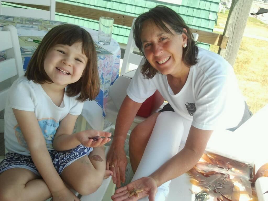 julia and me